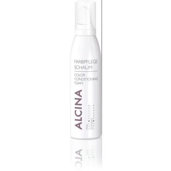 Alcina Special Care mousse per capelli tinti (Care 4, Moisture 4) 150 ml