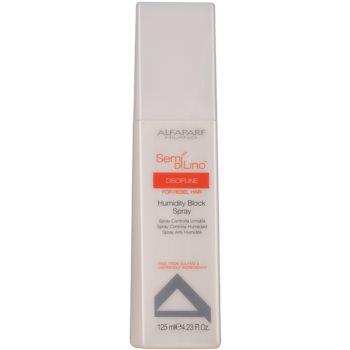 Alfaparf Milano Semí Dí Líno Discipline spray protettivo per capelli contro l'umidità (Anti Humidity) 125 ml
