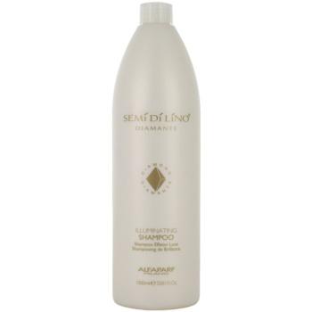 Alfaparf Milano Semí Dí Líno Diamante Illuminating shampoo per la brillantezza (Illuminating Shampoo) 1000 ml