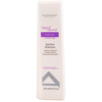 Alfaparf Milano Semí Dí Líno Moisture shampoo nutriente per capelli secchi (Nutritive Shampoo) 250 ml