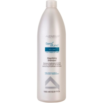 Alfaparf Milano Semí Dí Líno Volume shampoo volumizzante per capelli delicati e mosci (Magnifying Shampoo for Thin and Flat Hair ) 1000 ml