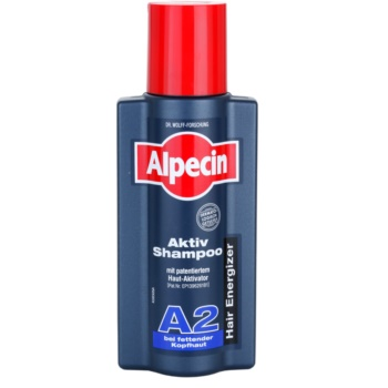 Alpecin Hair Energizer Aktiv Shampoo A2 shampoo per capelli grassi 250 ml