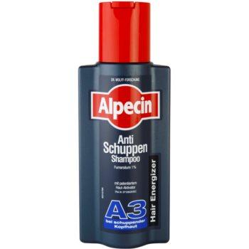 Alpecin Hair Energizer Aktiv Shampoo A3 shampoo attivatore contro la forfora 250 ml