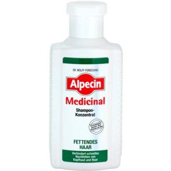 Alpecin Medicinal shampoo concentrato per capelli e cuoio capelluto grassi 200 ml