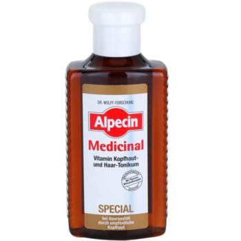 Alpecin Medicinal Special lozione tonica anticaduta dei capelli per cuoi capelluti sensibili 200 ml