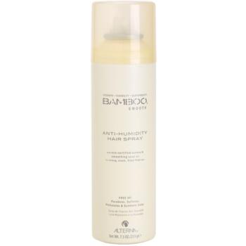 Alterna Bamboo Smooth lacca per capelli resistente all'umidità (Anti-Humidity Hair Spray) 250 ml