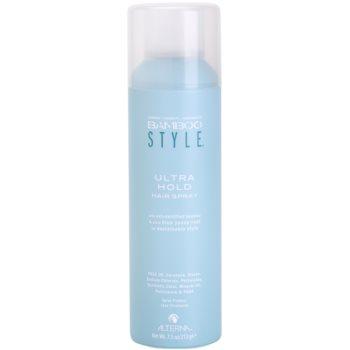 Alterna Bamboo Style lacca per capelli fissaggio ultra forte (Ultra Hold Hair Spray) 250 ml