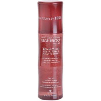Alterna Bamboo Volume spray volumizzante (48-Hour Sustainable Volume Spray) 125 ml