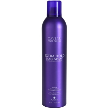 Alterna Caviar Style lacca per capelli fissante extra forte (Extra Hold Hair Spray Ultra-Firm Control) 400 ml