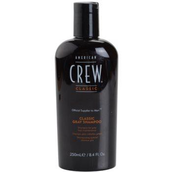 American Crew Classic shampoo per capelli grigi (Gray Shampoo) 250 ml
