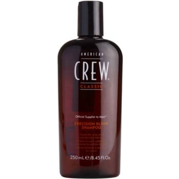American Crew Classic shampoo per capelli tinti (Precision Blend Shampoo) 250 ml