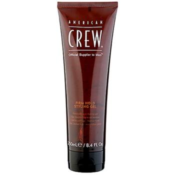 American Crew Classic gel modellante fissaggio forte (Firm Hold Styling Gel) 250 ml