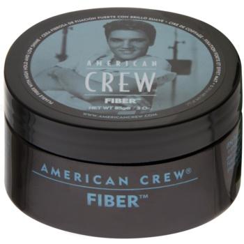 American Crew Classic gomma modellante fissaggio forte (Fiber) 85 g