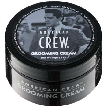 American Crew Classic crema modellante fissaggio forte (Grooming Cream) 85 g