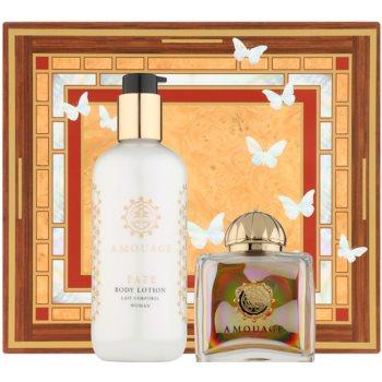 Amouage Fate kit regalo I. eau de parfum 100 ml + latte corpo 300 ml