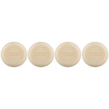 Amouage Gold sapone profumato per donna 4 x 50 g