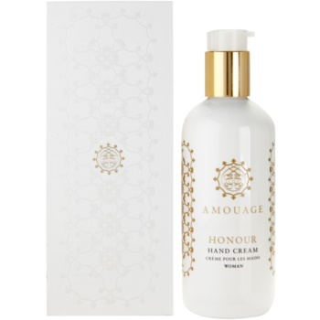 Amouage Honour crema mani per donna 300 ml