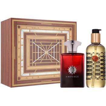 Amouage Lyric kit regalo I eau de parfum 100 ml + gel doccia 300 ml