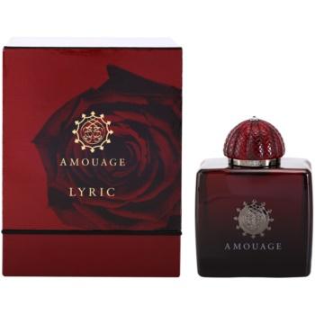 Amouage Lyric eau de parfum per donna 100 ml