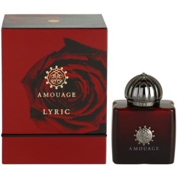 Amouage Lyric eau de parfum per donna 50 ml