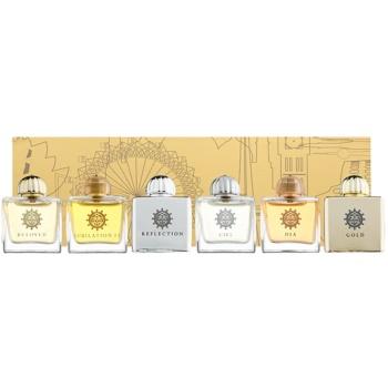 Amouage Miniatures Bottles Collection Women kit regalo II eau de parfum 6 x 7,5 ml