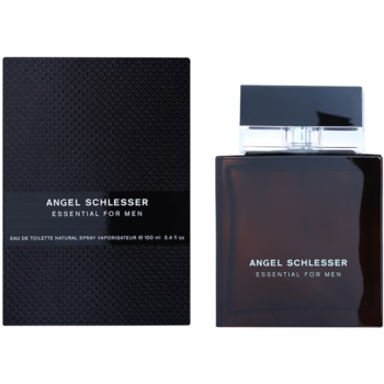 Angel Schlesser Essential for Men eau de toilette per uomo 100 ml