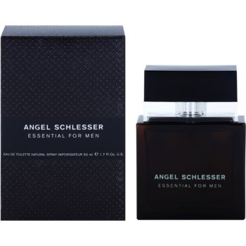Angel Schlesser Essential for Men eau de toilette per uomo 50 ml