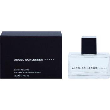 Angel Schlesser Angel Schlesser Homme eau de toilette per uomo 75 ml