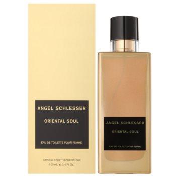 Angel Schlesser Oriental Soul eau de toilette per donna 100 ml