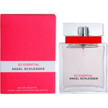 Angel Schlesser So Essential eau de toilette per donna 100 ml