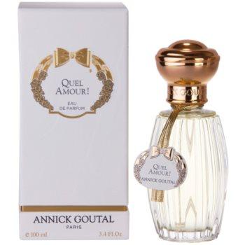 Annick Goutal Quel Amour! eau de parfum per donna 100 ml