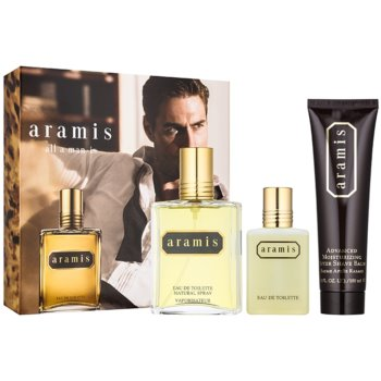 Aramis Aramis kit regalo II eau de toilette 110 ml + eau de toilette 50 ml + balsamo post-rasatura 100 ml