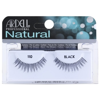 Ardell Natural ciglia finte 110 Black