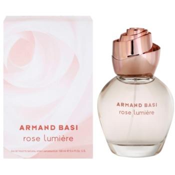 Armand Basi Rose Lumiere eau de toilette per donna 100 ml