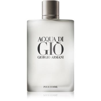 Armani Acqua di Gio Pour Homme eau de toilette per uomo 200 ml