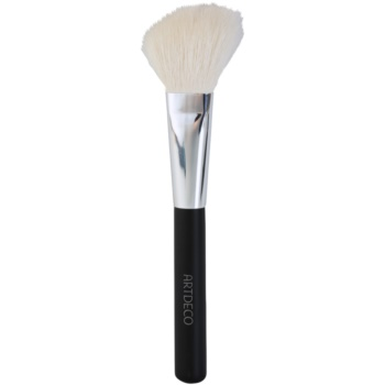 Artdeco Brush pennello per bronzer in pelo di capra (Blusher Brush Premium Quality)
