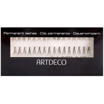 Artdeco False Eyelashes ciglia finte permanenti No. 670.1 (Short Black)
