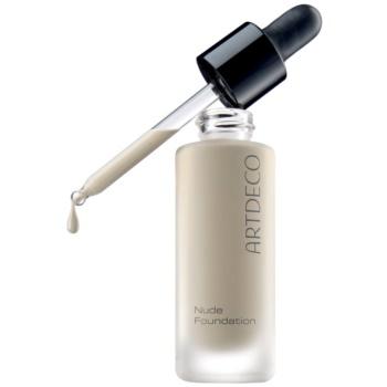 Artdeco Nude Foundation fondotinta leggero in gocce per un look naturale colore 70 Vanilla Chiffon 20 ml