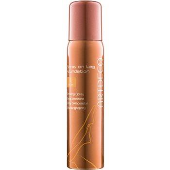 Artdeco Paradise Island spray abbronzante per i piedi colore 438.5 Sun Tan (Spray on Leg Foundation) 100 ml