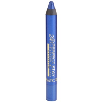 Astor Perfect Stay 24H ombretti e matita per occhi resistente all'acqua colore 220 Dark Blue (Eyeshadow and Liner) 4 g