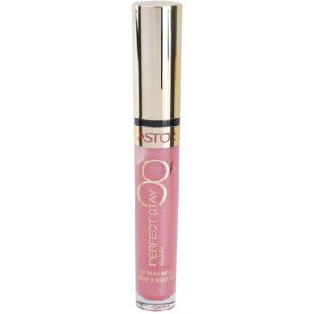 Astor Perfect Stay 8H lucidalabbra lunga tenuta colore 003 Cheeky Pink (Long-Lasting Lip Gloss) 8 ml