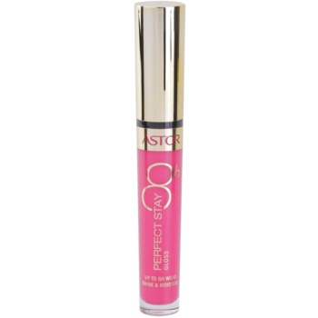 Astor Perfect Stay 8H lucidalabbra lunga tenuta colore 006 Fuchsia Cabaret (Long-Lasting Lip Gloss) 8 ml