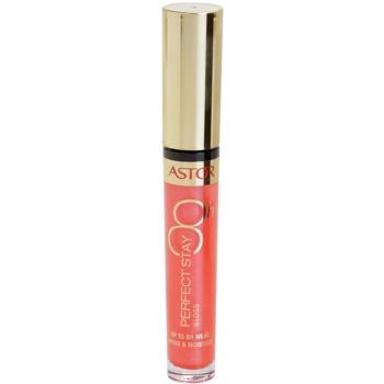 Astor Perfect Stay 8H lucidalabbra lunga tenuta colore 009 Caribbean Sunset (Long-Lasting Lip Gloss) 8 ml