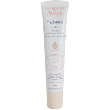 Avene Hydrance crema idratante unificante leggera per pelli sensibili normali e miste colore Natural SPF 30 (Hydrating Skin Tonre Perfector) 40 ml
