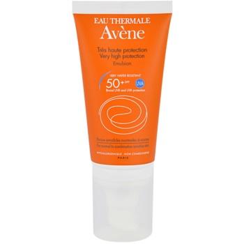 Avene Sun Sensitive emulsione solare SPF 50+ (Very Water Resistant) 50 ml