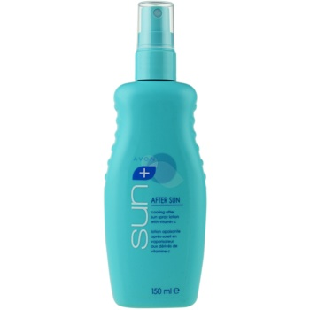 Avon Sun After Sun latte doposole rinfrescante in spray (After Sun Spray Lotion With Vitamin C) 150 ml