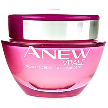 Avon Anew Vitale crema-gel notte (Night Gel Cream) 50 ml