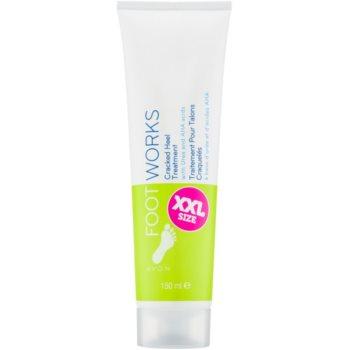 Avon Foot Works Healthy crema idratante ed emolliente per talloni 150 ml