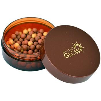 Avon Glow perle di terra solare colore Warm (Bronzing Pearls) 22 g