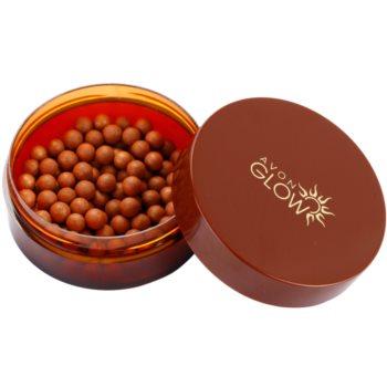 Avon Glow perle di terra solare colore Deepest Bronze (Bronzing Pearls) 22 g